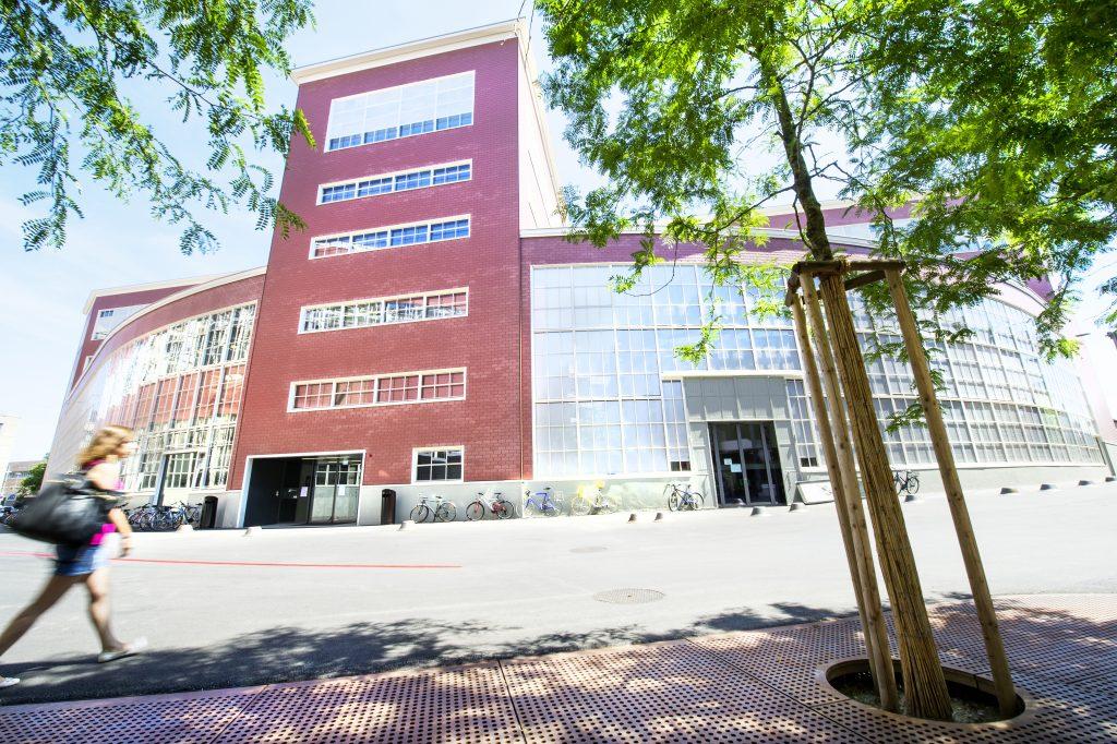 Hochschulbibliothek in Winterthur