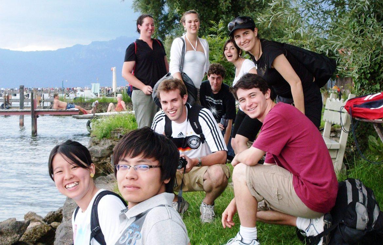 Teilnehmer*innen der HM Summer School
